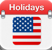 US Holidays Calendar