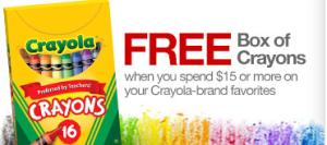 Free Crayons