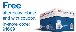 free-staples-ream-paper