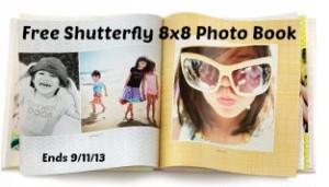 free-shutterfly-photo-book