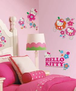 hello_kitty_room_decal_set