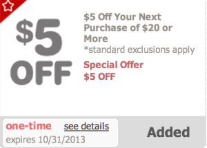 grocery coupon from randalls