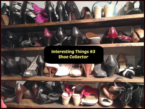Shoe Collector Interesting Things