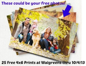 free photo prints walgreens