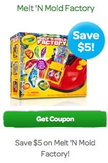 Crayola Factory Coupon