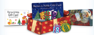Free $10 gift card at Barnes & Noble