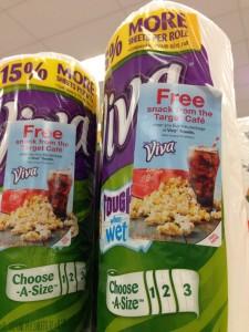 Free Target snack item