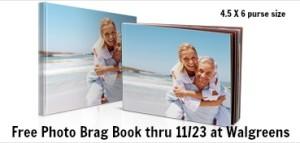 Free photo brag book
