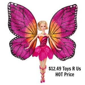 Mariposa Barbie Sale