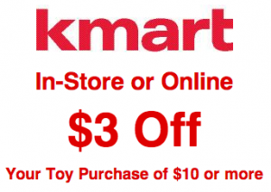 Toy printable coupon