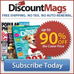 90% Off Magazines