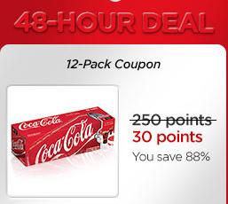 Free Coke 12 Pack