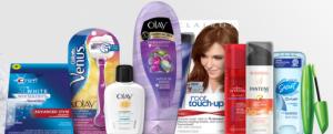 P&G $15 Beauty Rebate
