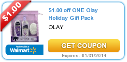 $1.00 off ONE Olay Holiday Gift Pack