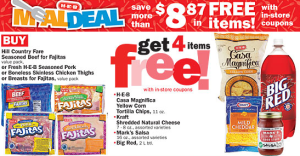 HEB Meal Deal
