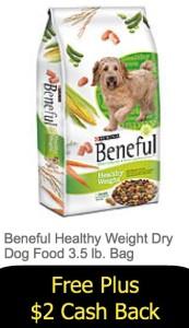 Free Beneful Dog Food