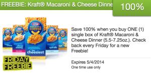 free_kraft_macaroni_cheese