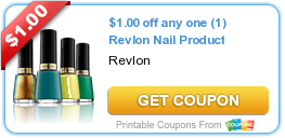 $1.00 off any one (1) Revlon Nail Product