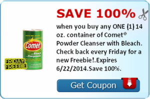 free-comet-cleanser