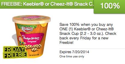 free_keebler_cheez-it_snack_crackers