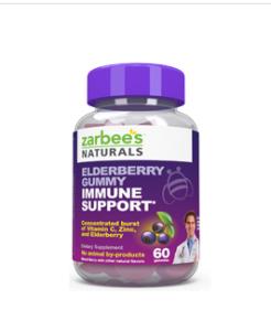 zarbee-elderberry-gummy