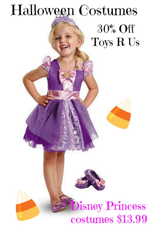 disney-princess-costumes-sale-toys-r-us  sc 1 st  Qpon Junkie & Disney Princess Costumes 30% Off at Toys R Us - Qpon Junkie