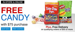 free-candy-office-depot