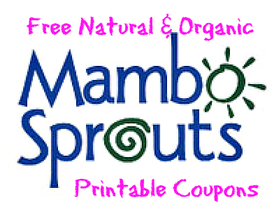 Mambo Sprouts Free Coupons